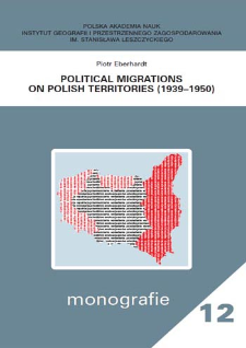 Political migrations on Polish territories (1939-1950)