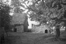 A stone barn, two basements