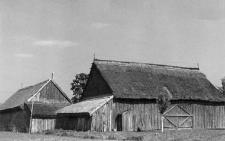 A farm buildings