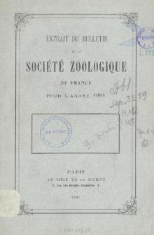 Observations sur le Steatornis Péruvien : Extrait d'une lettre adressée Par Μ. Jean Stolzmann