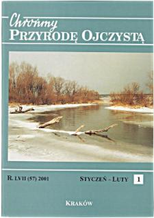 Stanowiska tygrzyka paskowanego Argiope bruennichi na Płaskowyżu Proszowickim (Wyżyna Małopolska)