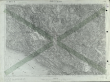 Fiume und Delnice : Zone 24 Kol. XI