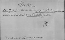 Kartoteka Słownika Łaciny Średniowiecznej; flecto - foralis