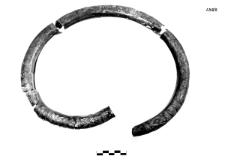 necklace (Bożeń) - metallographic analysis