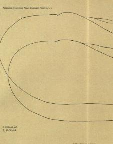 Fragmenta Faunistica Musei Zoologici Polonici ; t. 1