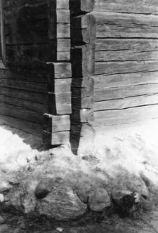 Foundation, quoins