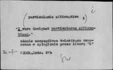 Kartoteka Słownika Łaciny Średniowiecznej; i - ignarus