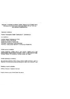 Modelowanie i komputerowe wspomaganie decyzji gospodarczych : III konferencja badań operacyjnych i systemowych BOS'93, 21-23 września 1993 * Przemiany makroekonomiczne * Diffusion, spillover and alliance of science across firms and countries