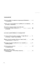 Modelowanie i komputerowe wspomaganie decyzji gospodarczych : III konferencja badań operacyjnych i systemowych BOS'93, 21-23 września 1993 * Spis treści