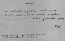 Kartoteka Słownika Łaciny Średniowiecznej; navis - negotiosus