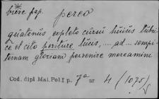 Kartoteka Słownika Łaciny Średniowiecznej; pereo - peritus