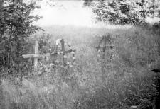 Fragment cmentarza