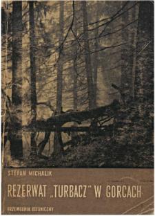 """Rezerwat """"Turbacz"""" im. Władysława Orkana w Gorcach"""