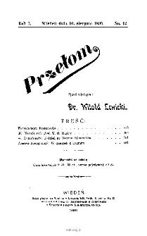 Przełom, R. 1, No 12