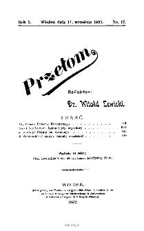 Przełom, R. 1, No. 17