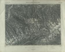 Hippach und Wilde Gerlos Spitze : Zone 17 Col. VI
