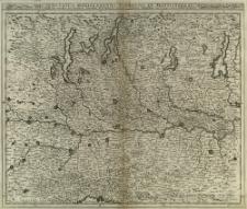 Ducatus Mediolanensis Parmensis Et Montisferrati cum Omnibus suis Provinciis Novissima Descriptio