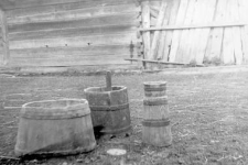 Stave vessels