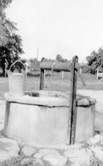 Studnia z kołowrotem