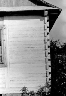 A cottage - a quoin