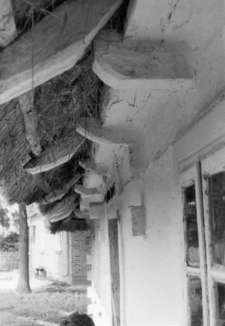A fragment of a cottage