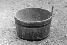 A stave vessel