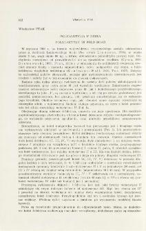 Polidaktylia u dzika; Polydactyly in wild boar