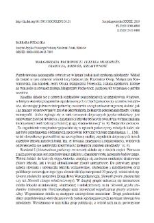 """Małgorzata Pachowicz: """"Leksyka młodzieży. Tradycja, rozwój, kreatywność"""""""