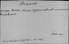 Kartoteka Słownika Łaciny Średniowiecznej; ternario - testitudo