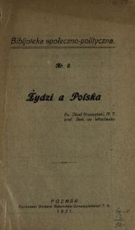 Żydzi a Polska