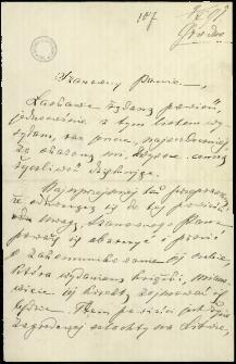 Listy do Hipolita Wawelberga z lat 1891-1895