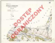 Powiat Choszczno : województwo szczecińskie : skala 1:25 000