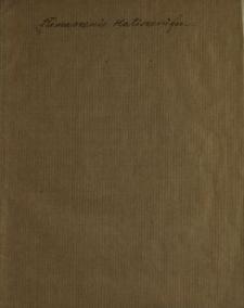 Tłómaczenie Hatiszeryfu czyli rozkazu Cesarza Tureckiego do Kaimakana Baszy