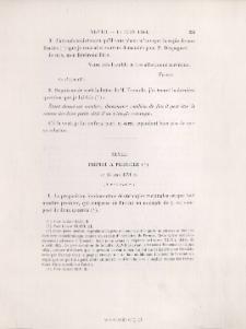 Fermat à Frenicle (extrait) > 15 juin