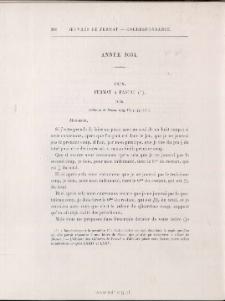 Fermat à Pascal > 1654