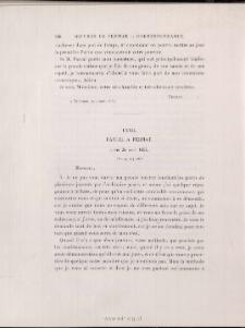 Pascal à Fermat >24 août