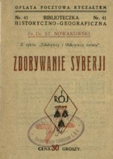 Zdobywanie Syberji