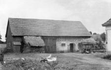 Stodoła, budynek gospodarczy