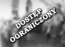 [Celebrations of gathering soil for Piłsudski's Mound] [An iconographic document]