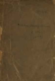 Biuletyn Bibljograficzny 1920 N.1