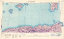 Alger - Bizerte = (Algiers - Bizerta) : North J.31 & part of J.32