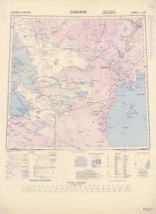 Chelkar : North L. 40