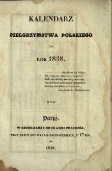 Kalendarz Pielgrzymstwa Polskiego na Rok ...