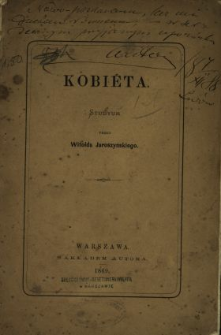 Kobiéta : studyum