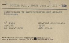 Katalog alfabetyczny wydawnictw zwartych
