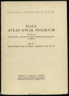 Mały atlas gwar polskich. T. 7, cz. 2. Wstęp do T.7 : wykazy i komentarze do map 301-350.