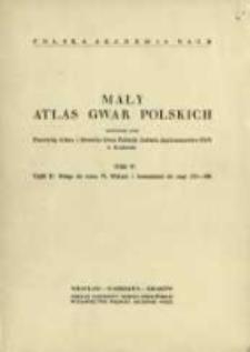 Mały atlas gwar polskich. T. 6, cz. 2. Wstęp do T.6 : wykazy i komentarze do map 251-300.