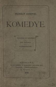 Komedye