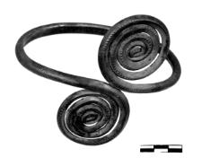 bracelet (Kraski) - metallographic analysis