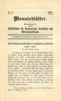 Monatsblätter Jhrg. 11, H. 3 (1897)